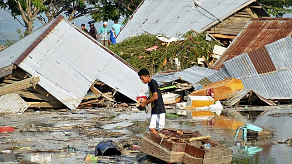 Sulawesi Earthquake & Tsunami Relief
