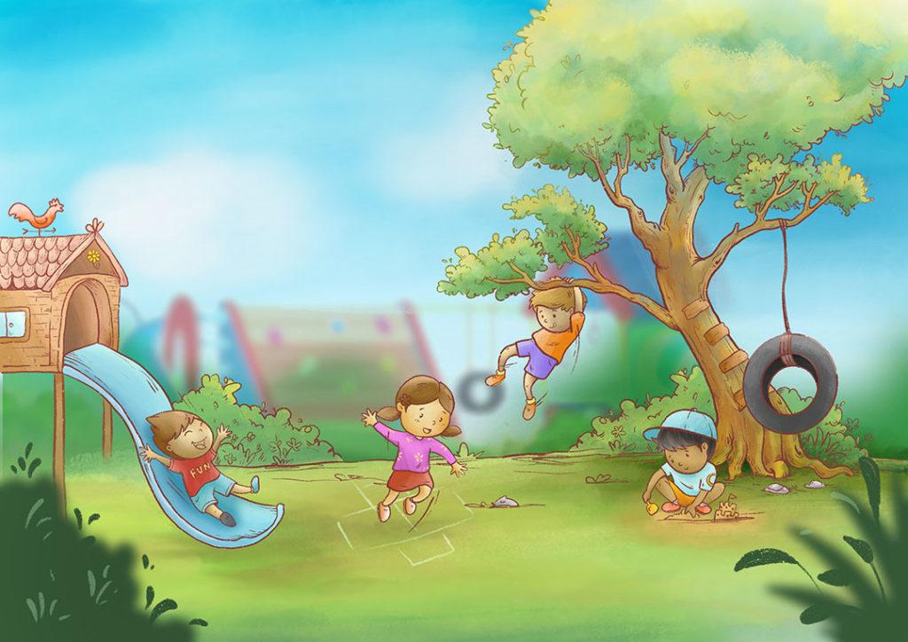 Bumi Playground